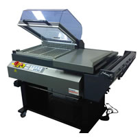 Selectech All In One Shrink Wrapping Machine